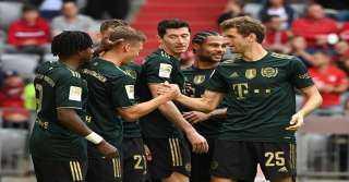 فيديو.. شاهد أهداف مباراة بايرن ميونيخ 7-0 بوخوم في الدوري الألماني