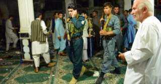عاجل.. 7 قتلى و13 جريحاً فى تفجير داخل مسجد شيعة جنوب أفغانستان