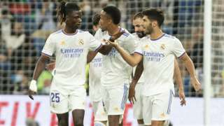 ريال مدريد يقسو على نظيره شاختار بخماسية دون رد