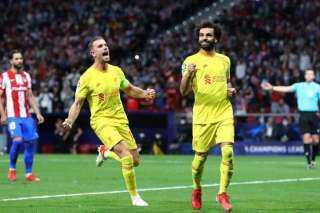 محمد صلاح يقود ليفربول للفوز على أتلتيكو مدريد فى دوري أبطال أوروبا (ملخص الأهداف)